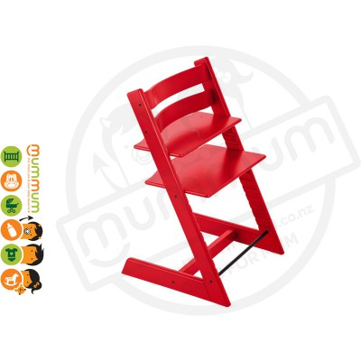 Stokke Tripp Trapp Highchair  Red