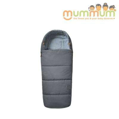 Joolz Uni2 Sleeping Bag Earth Hippo grey  Pre-order