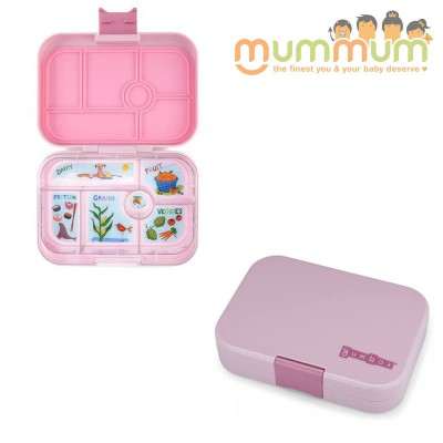 Yumbox 6 compartments Hollywood Pink