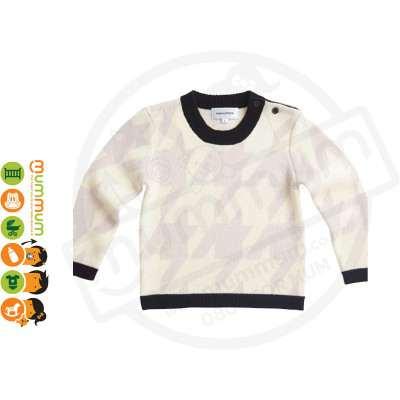 Atelier Child Hound Sweater Lilac Size 5/6Y
