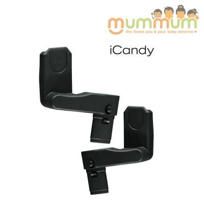 Icandy Orange 2nd Car Seat Adaptors Maxi Cosi