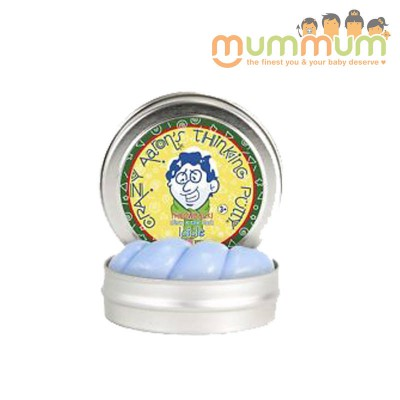 Crazy Aarons Thinking Putty Mini Glow Icicle 0.47oz