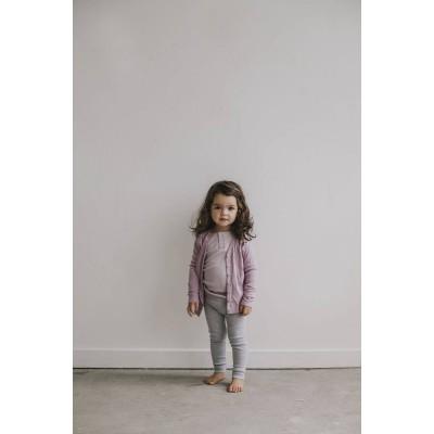 Jamie Kay Cotton Essentials Cardigan Modal Nostagia Rosa