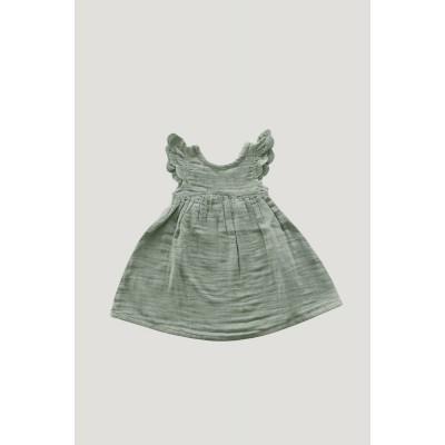 Jamie Kay Lace Dress Sage Meadowland drop3