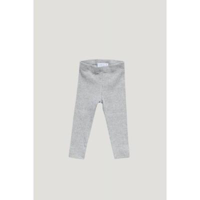 Jamie Kay Modal Cotton Essential Legging Light Grey Marle