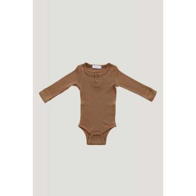 Jamie Kay Cotton Essentials Bodysuit Bronze