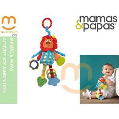 Mamas & Papas Activity Toy Jangly Lion
