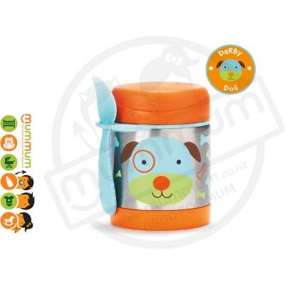 Skip Hop Insulated Food Jar - Dog Thermos Keep Food Warm