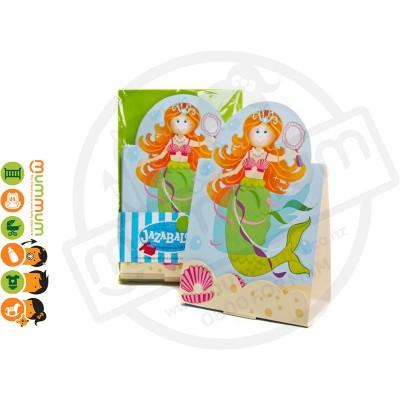 Jazabaloo Magical Mermaid Party Invitations & Envelopes 12pcs Stock Clearance