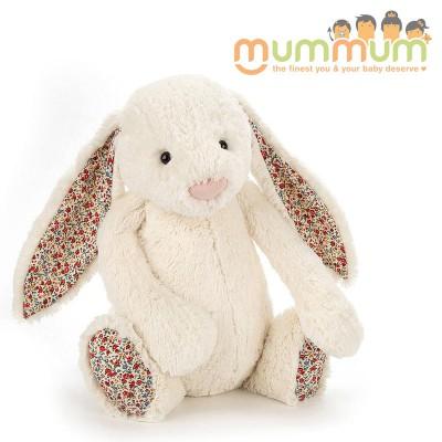 Jellycat bashful cream blossom bunny huge 51cm