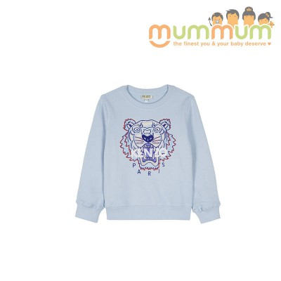 Kenzo Sweater Cornflower Blue 8A