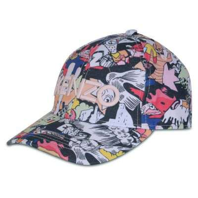 Kenzo Multiple Colors Cap 5-8yrs