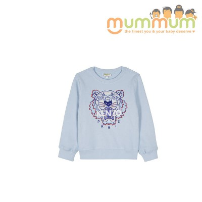 Kenzo Sweater Cornflower Blue 2A-6A