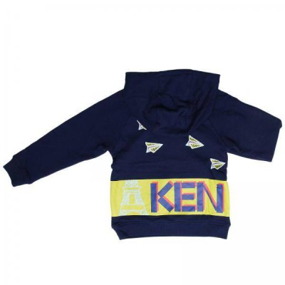 Kenzo Doug Sweater Navy 3-5Y
