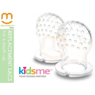Kidsme Fresh Food Feeder 2 Replacement Sac 6mth