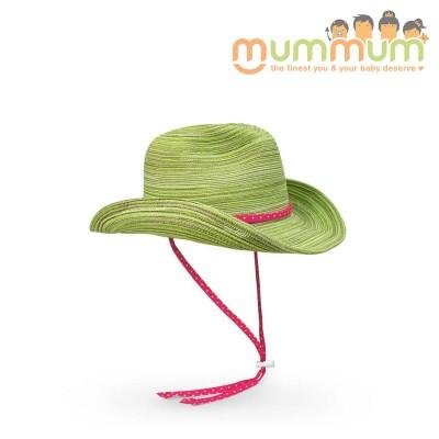 Sunday afternoon kids rodeo hat kiwi swirl