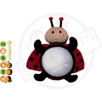 Luca Ladybug Backseat Baby Car Mirror