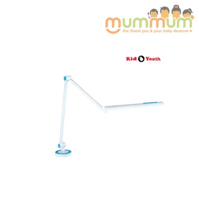 Kid2youth LED Table Lamp Reading Light (pink/blue/green acc included)