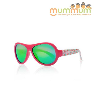 Shadez Junior 3-7Y Leaf Pink