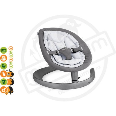 Nuna Leaf Curv French Grey