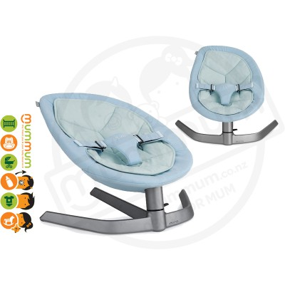 Nuna Leaf Original Sky (stock with local supplier, shipping take 3-5 working days)