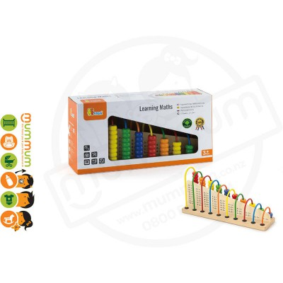 Viga Toys Learning Maths  36 months+