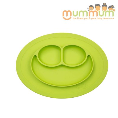 EZPZ Mini Suction Mat Lime