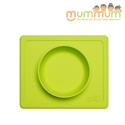 EZPZ Mini Suction Bowl Lime