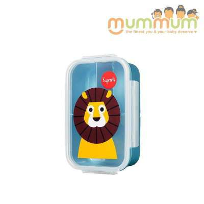 3 Sprouts Lunch Bento Lion