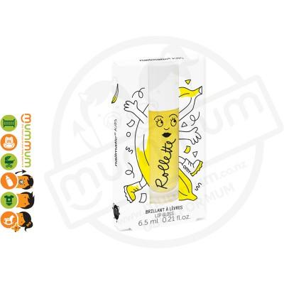 Nailmatic Kids Lip Gloss Rollette Banana 3Y+