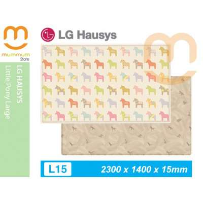LG Pumper Playmat Little Pony 2300x1400x15mm