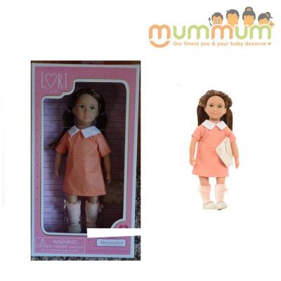 """Lori Alexandra 6"""" Doll"""
