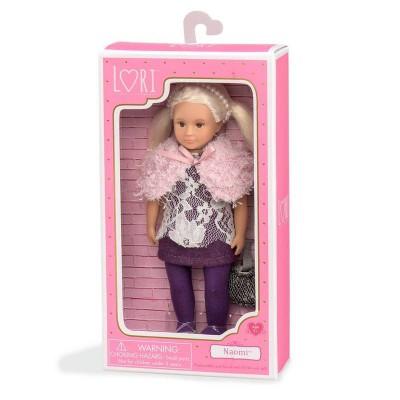"""Lori Naomi 6"""" doll"""