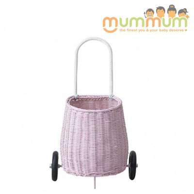 Olli Ella Luggy Basket Pink@ETA 28th April