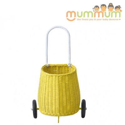 Olli Ella Luggy Basket Yellow@ETA 28th April