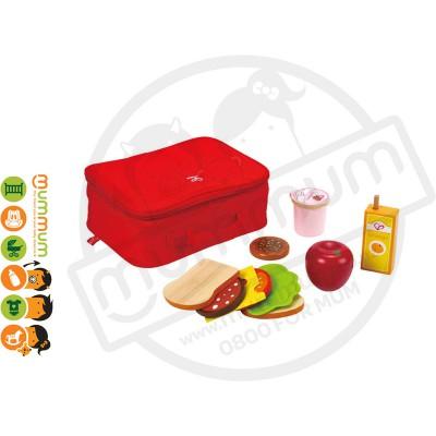 Hape Lunchbox Set Imaginative Play 11pcs 3Y+