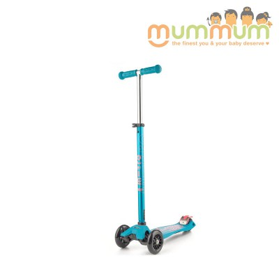 micro maxi deluxe Aqua scooter 3 wheels 5-12yrs