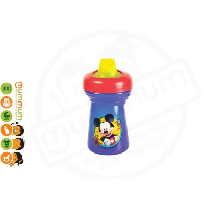 The First Years Mickey Mouse Soft Spout 9oz Cup