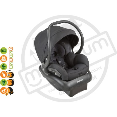 Maxi Cosi Mico 30 Infant Car Seat With Base-Black