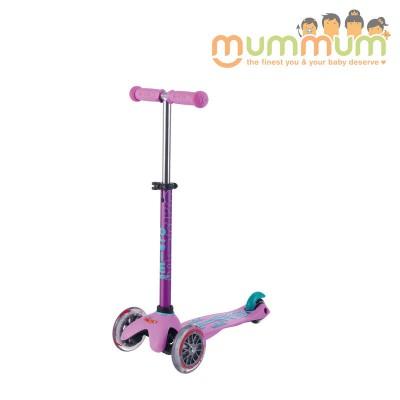 Micro Mini Deluxe Purple Scooter 2-5Y