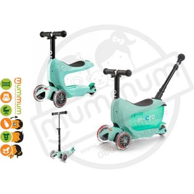 Micro Mini2go Deluxe Plus - Scooter Mint