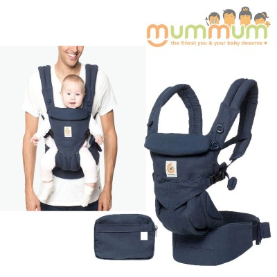 Ergobaby Omni 360 All-In-One Carrier - Midnight