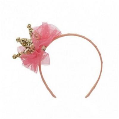 Milk & Soda Headband Lil Princess Pink