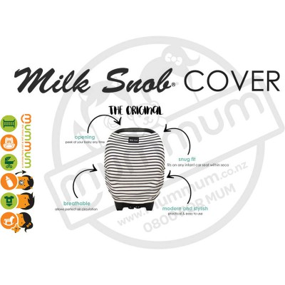 Milk Snob Cover - Pre Order ETA Early of July 2017