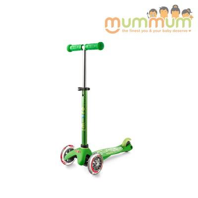 Micro Mini Deluxe Green 2-5yr