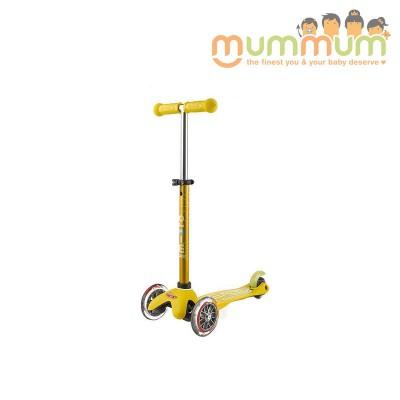 micro mini deluxe yellow 2-5yrs