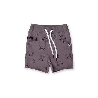 Minti Favourite Things Short Dark Grey