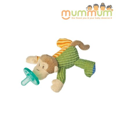 Wubbanub Pacifier Mango Monkey Soother Dummy For baby
