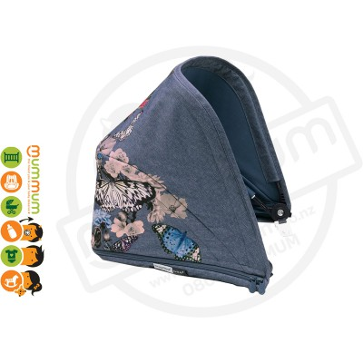Bugaboo Bee5 Bee 5 Canopy Botanic Butterfly