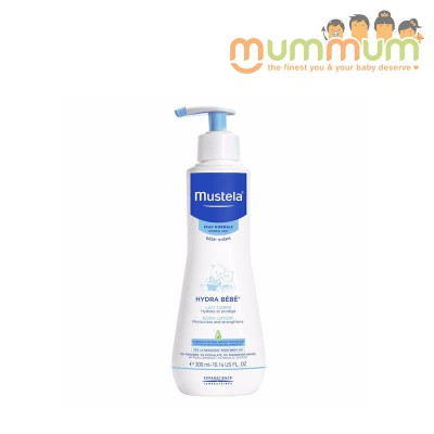 Mustela Hydra Bebe Body Lotion With Pump - 300ml